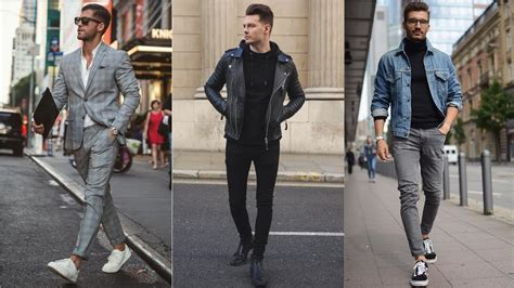 New Mens Fashion Essentials Improve Your
