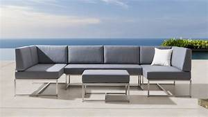 Lounge Sofa Outdoor : element seven ways outdoor lounge system lavita furniture ~ Markanthonyermac.com Haus und Dekorationen