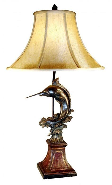 fish table lamp foter