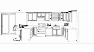 Kitchen Furnishing Plan For Modern Design Common Kitchen Layouts With Astonishing Outcome My Kitchen