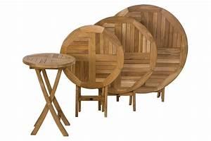 Tisch Rund 120 Cm : teakholz tisch rund ~ Bigdaddyawards.com Haus und Dekorationen