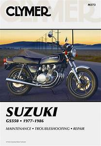 Suzuki Gs550 Motorcycle  1977
