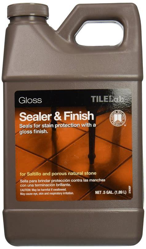 TileLab 4 64oz Gloss Enhancer Sealer & Finish   The Floor