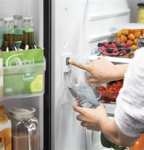 gwejslss ge   cu ft counter depth french door refrigerator stainless steel