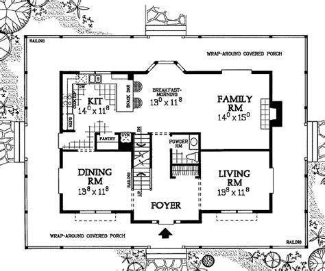 Symmetrical House Plans by Symmetrical Gables 81318w Architectural Designs