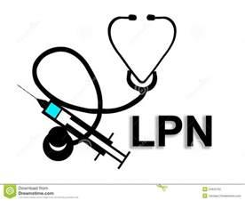 LPN Nurse Symbol Clip Art