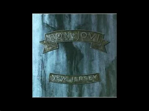 Bon Jovi River Love New Jersey Outtake Youtube