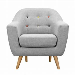 Fauteuil Gris Clair : fauteuil rio gris clair commandez nos fauteuils rio gris clair rdv d co ~ Teatrodelosmanantiales.com Idées de Décoration