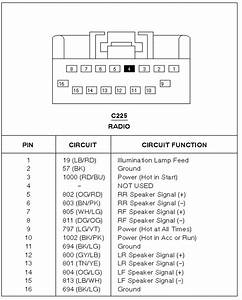 Ford Yl3f 18c870 Aa Wiring Diagram. 1991 f150 fuse box diagram auto electrical  wiring diagram. purchase 99 02 ford expedition rds radio cassette player. ford  yl3f 18c870 aa 99 00 00 01