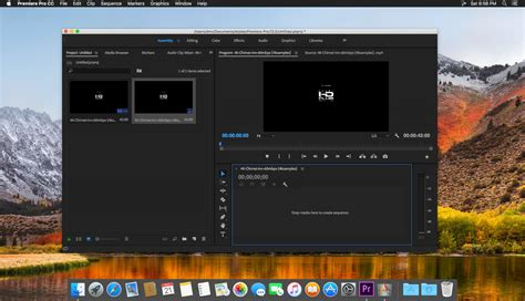 Titles Adobe Premiere Pro Cc 2017 Template by Adobe Premiere Pro Cc 2018 V12 1 2 Download Macos