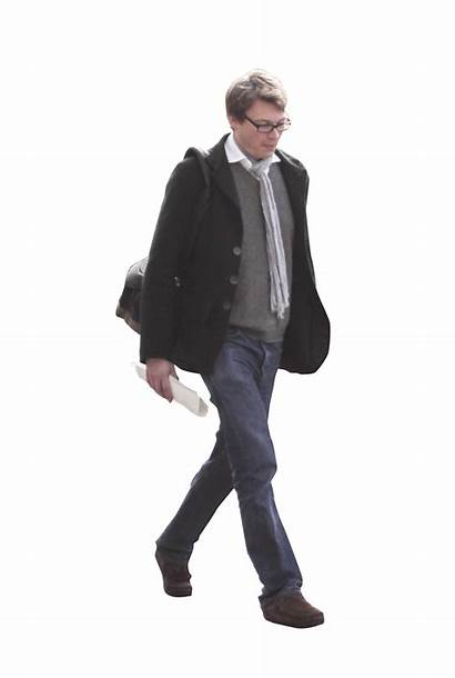 Walking Person Silhouette Transparent Clipart Cut Pluspng