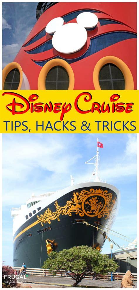 disney cruise tips hacks and tricks