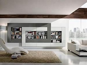 deco salon blanc pour une atmosphere accueillante 80 idees With tapis de marche avec canapé blanc cassé