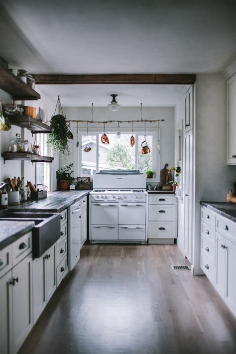 modern rustic kitchen makeover home