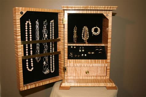 jewellery cabinet plans  woodworking