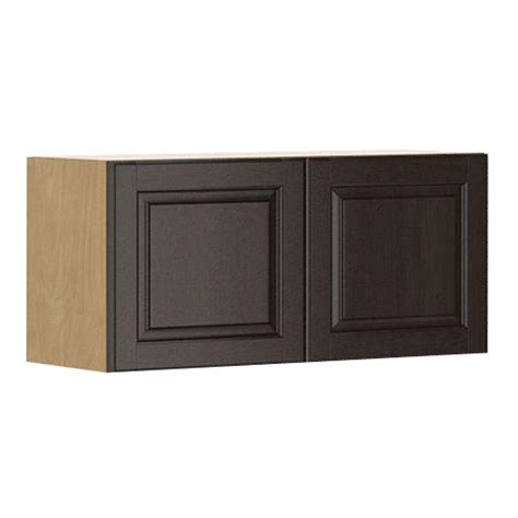 bulkhead kitchen cabinets eurostyle ready to assemble 33x15x12 5 in naples wall 4994
