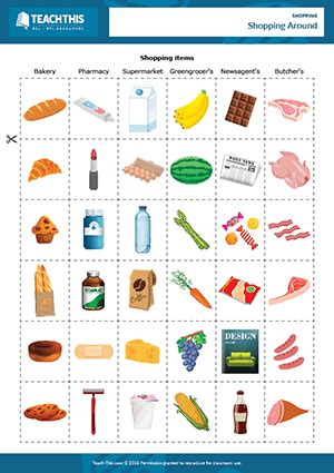 shopping list  prices worksheet notutahituq