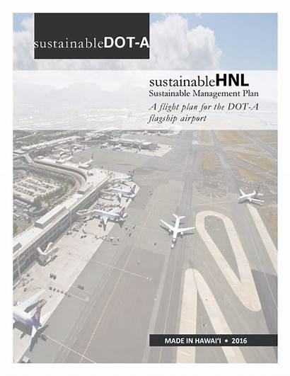 Airport Inouye Daniel International Sustainable Management Plan