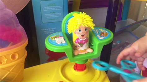 play doh haircut play doh hairdressers haircut barber shop child s
