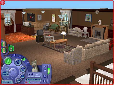 Sims 2 Living Room By Anime210freak On Deviantart