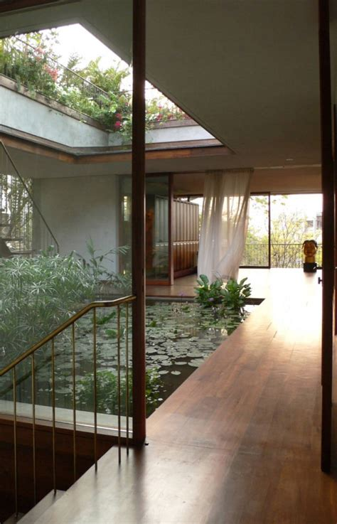 cool  amazing indoor courtyards  digsdigs