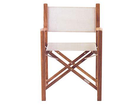 chaise pliante jardin southampton chaise pliante by tectona