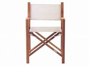 Chaise Pliante De Jardin : southampton chaise pliante by tectona ~ Teatrodelosmanantiales.com Idées de Décoration