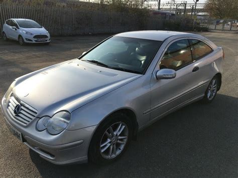 We analyze millions of used cars daily. 2003 Mercedes C230 Kompressor Auto (low mileage) | in Haslington, Cheshire | Gumtree
