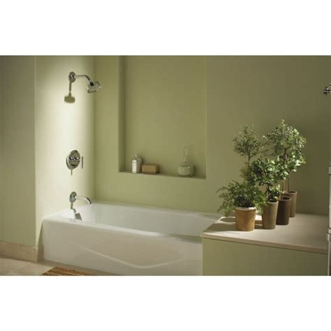 kohler    cp purist polished chrome  handle tub