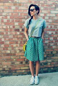 17 Best images about skirts and tennis shoes on Pinterest | Trainers Blue converse and Shoes