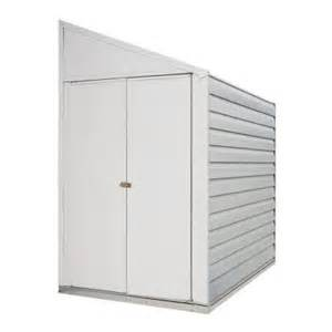 arrow yard saver 4 ft x 7 ft storage shed ys47 the
