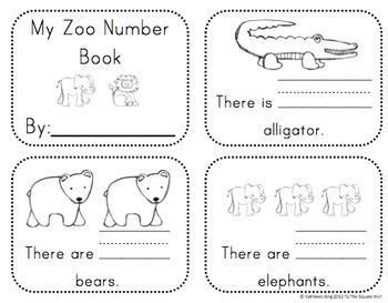 kindergarten zoo math activities and centers common
