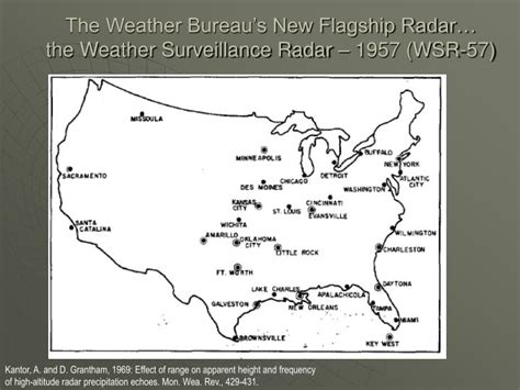 bureau weather ppt the history and future of weather radar and