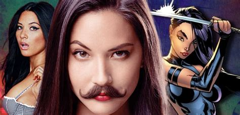Olivia Munn Says Psylocke Costume In X-Men: Apocalypse Is ...