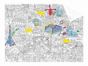 La Petite épicerie Paris : carte de poche colorier 12 memo stickers paris ~ Melissatoandfro.com Idées de Décoration