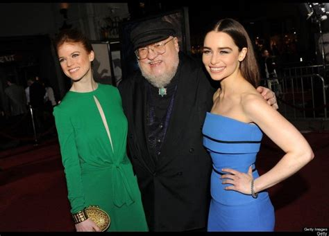 Don't Mess With Tyrion | Emilia clarke, Rose leslie, Premiere