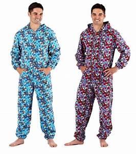 Combinaison Pyjama Homme Polaire : homme pyjama combinaison polaire pyjamas tout en un ~ Mglfilm.com Idées de Décoration