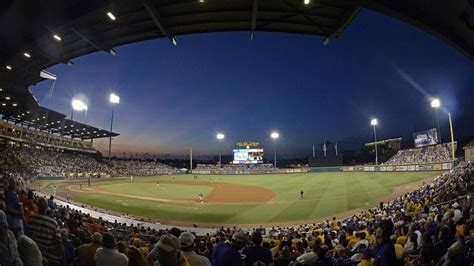 southeastern conference baseball stadiums compare