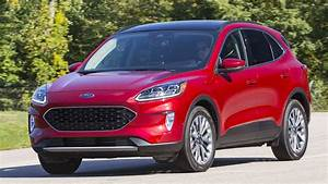 First Drive  2020 Ford Escape