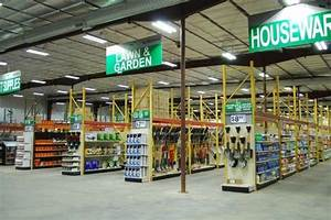 Image Gallery hardware store layout