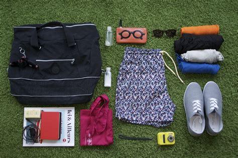 astuces pour bien ranger ta valise