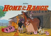 Reel History: Disney's Home on the Range
