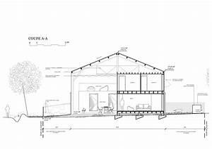 gallery of maison d fouquet architecture urbanisme 16 With plan de maison moderne 16 images gratuites architecture maison sol architecte