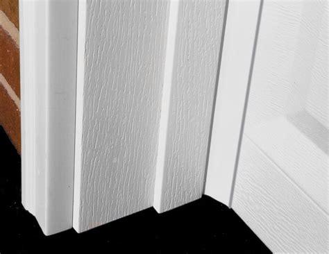 How To Fix Stuff Replacing Garage Door Trim To Last For Years