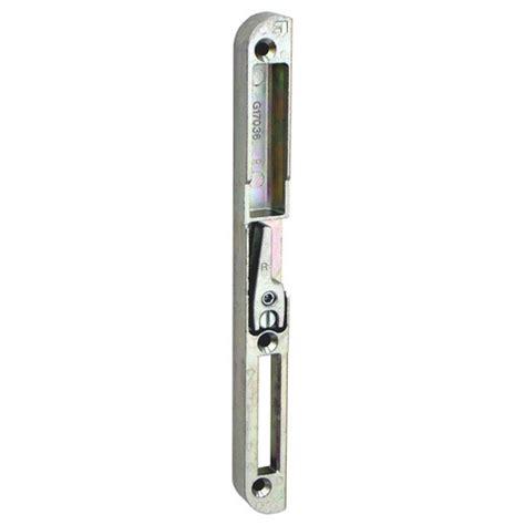 gache electrique porte entree g 226 che pour serrures trimatic ajustables f40 et f50 ferco bricozor