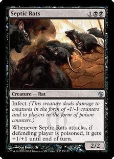 rat deck mtg standard starcitygames innovations mirrodin besieged set