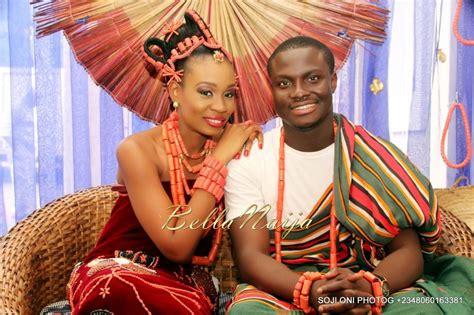 Ivie & Wole's Edo & Yoruba Wedding