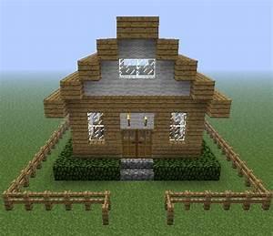 simple minecraft house blueprints - Google Search | Kades ...