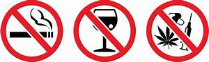 No Alcohol No Drugs Clipart - Clipart Suggest