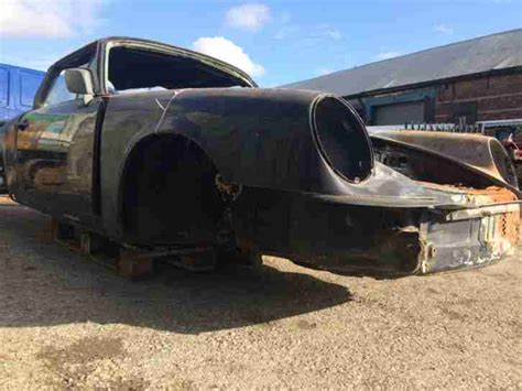 Porsche 911 Body Shell 27 1974 Spares Or Repairs Damaged
